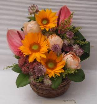 花ギフト|フラワーギフト|誕生日 花|カノシェ話題|スタンド花|ウエディングブーケ|花束|花屋|P6185586