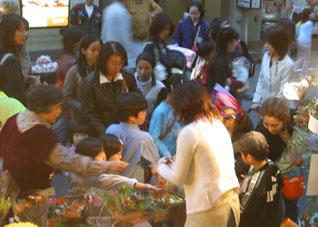 花ギフト|フラワーギフト|誕生日 花|カノシェ話題|スタンド花|ウエディングブーケ|花束|花屋|子供1