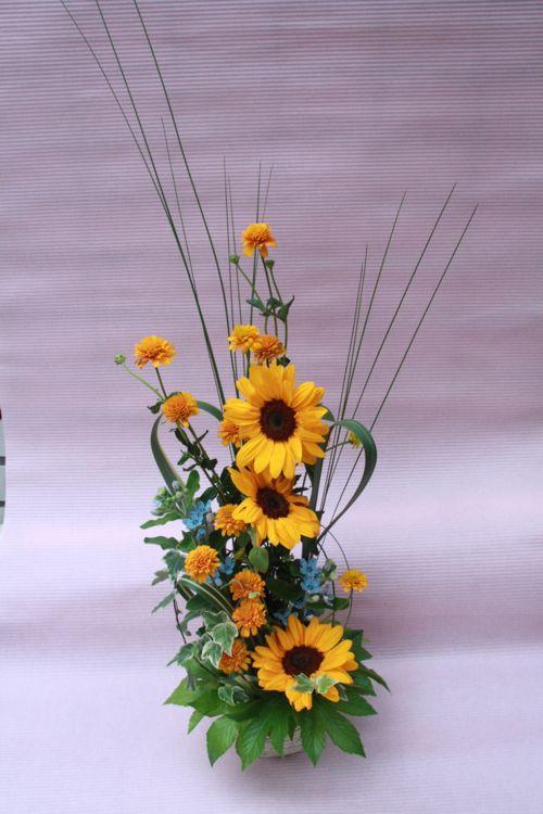 花ギフト|フラワーギフト|誕生日 花|カノシェ話題|スタンド花|ウエディングブーケ|花束|花屋|IMG_3900
