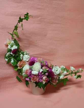 花ギフト|フラワーギフト|誕生日 花|カノシェ話題|スタンド花|ウエディングブーケ|花束|花屋|4-10cre