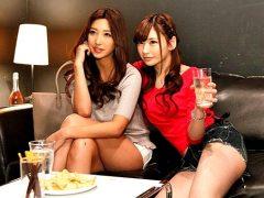 〔企画〕飲み屋で仲良くなった美人妻たちを酔わせてそのままラブホへテイクアウト!