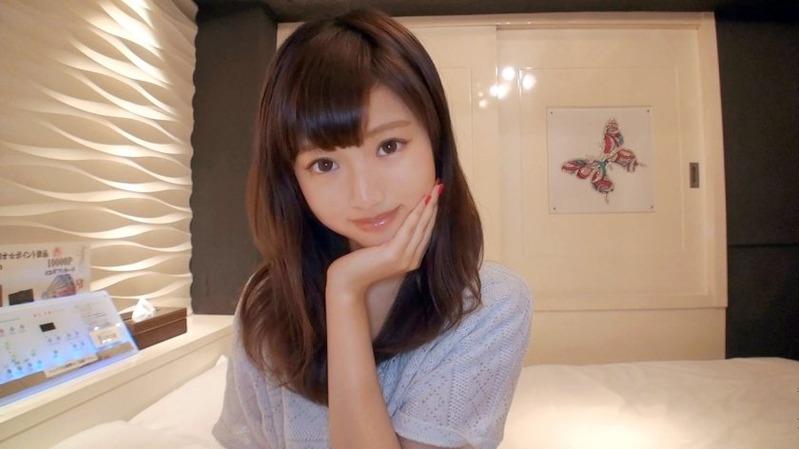 みう 21歳 学生 - アイドル顔負けの可愛いさと清楚純情なスレンダー美少女【素人個人撮影、投...