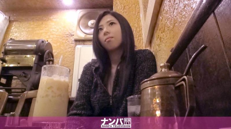 円夏 23才 美容師 - 美容師の仕事が忙しく2年間Hしてないクールビューティな黒髪ロングのシ...