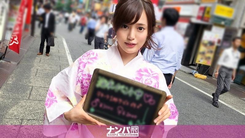 ひさき 22歳 ガールズバー手伝い - ガールズバーナンパ 05 in 新宿 - 200GAN...