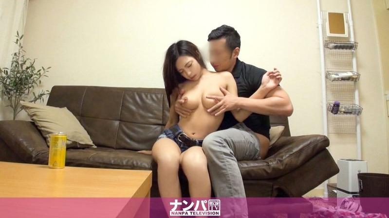メイ 20歳 ガールズバー店員 - 【ナンパ連れ込み、隠し撮り 216 - 200GANA-1...