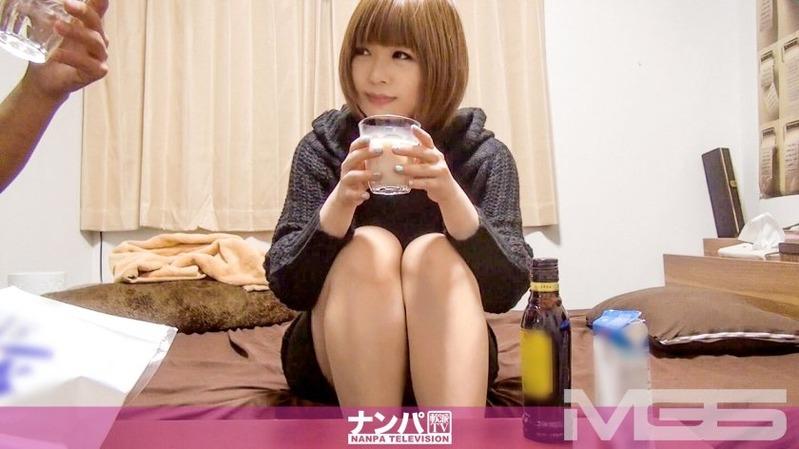 ゆか 22歳 OL - バックが一番好きでお酒大好きのシロウトナンパ娘【ナンパ連れ込み、隠し撮...