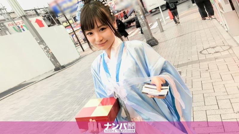 楓 22歳 女子大生(竜宮城カフェアルバイト)  - コスプレカフェナンパ 36