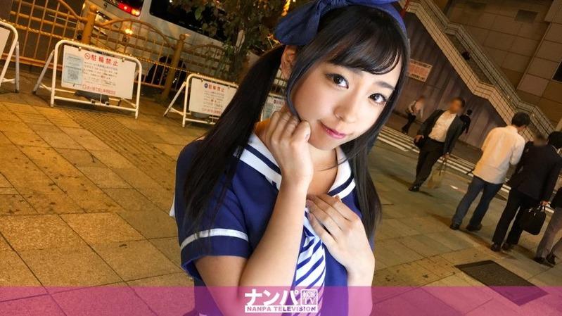 かれん 20歳 育成アイドルカフェ店員 - 【アイドルカフェナンパ 01 チームN - 200...