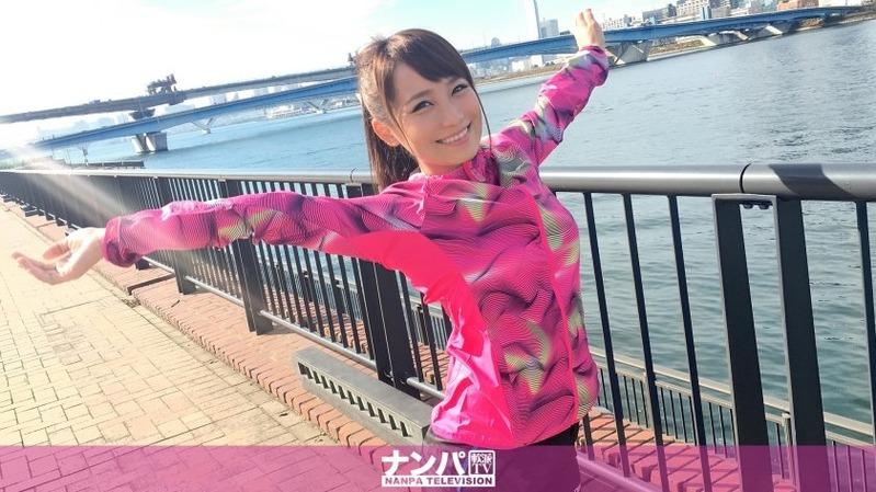 まお 22歳 アナウンススクール専門学生 - 【ジョギングナンパ 04 in お台場 - 20...