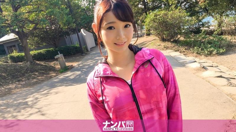 はるか 21歳 フリーター - 【ジョギングナンパ 05 in お台場 - 200GANA-1...
