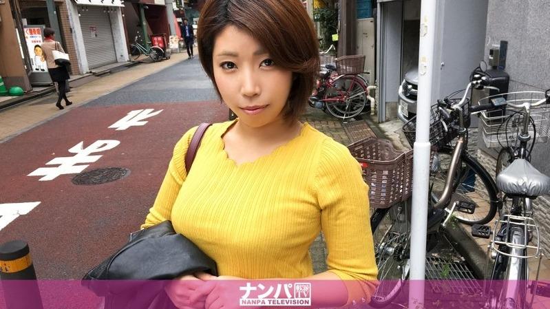 レイ 28歳 旅行代理店の事務 - 【ガチ中出し】マジ軟派、初撮。 25  - 200GANA...
