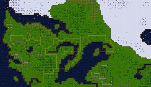 フィールドmap