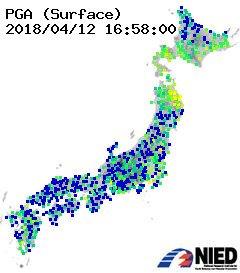 北海道西方沖 地震