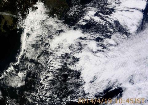 地震予知 地震雲 チリ 南米 日向灘~鹿児島南方沖