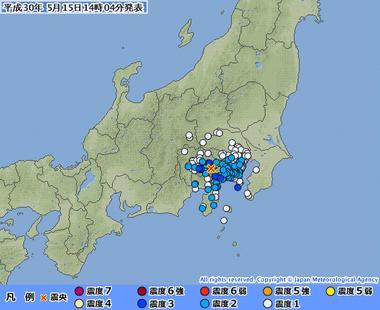 山梨 県 地震 地震情報 - Yahoo!天気・災害