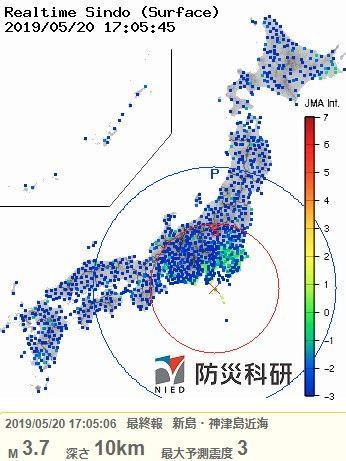 20190520新島・神津島近海