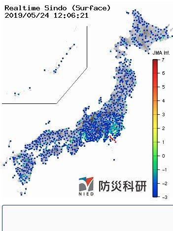 相模湾、静岡震度7地震1