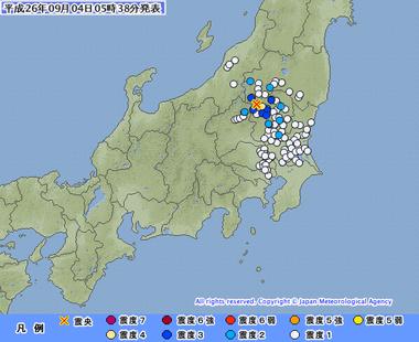 栃木県北部 地震 09040534