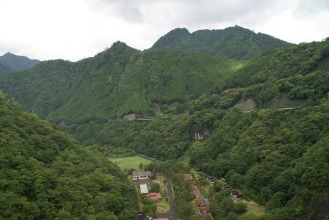 2010.7.4.池原ダム 滝 006