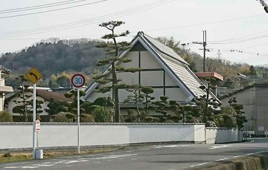 生駒市高山町庄田 古民家