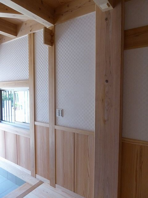 京都府木津川市新築一戸建て注文住宅 国産材木の家 (5)