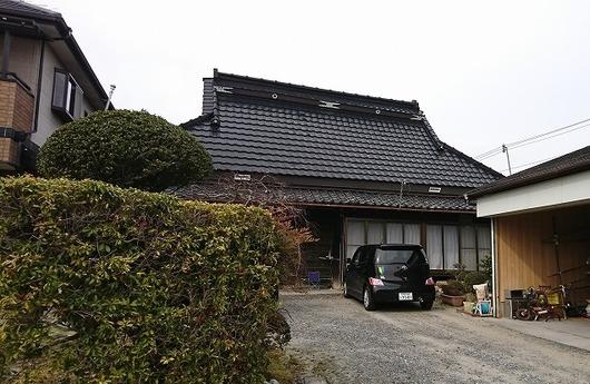 生駒市高山町 古民家 大和棟の家 傍示DSC_08480303