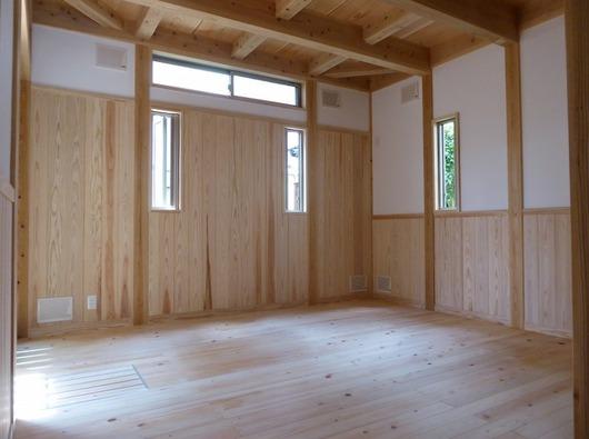 京都府木津川市新築一戸建て注文住宅 国産材木の家