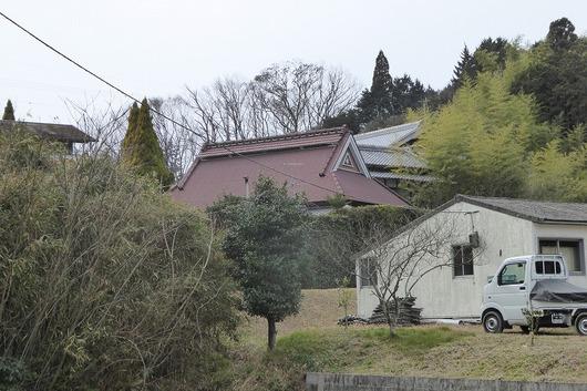 P1090038生駒市高山町 古民家 大和棟の家 傍示