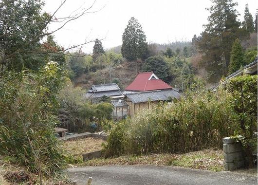 P1090049生駒市高山町 古民家 大和棟の家 傍示