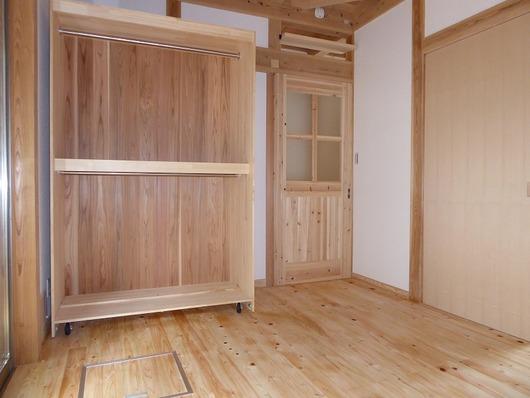 京都府木津川市新築一戸建て注文住宅国産材木の家