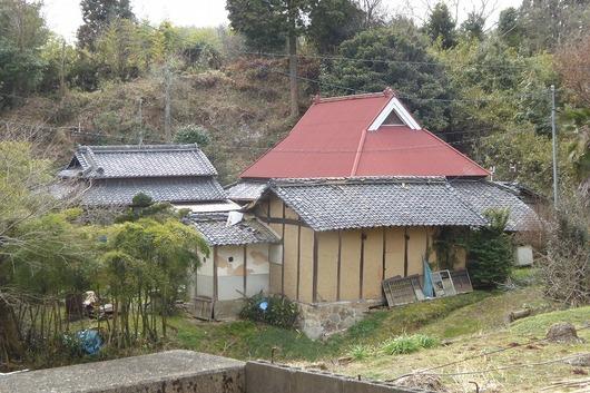 P1090034生駒市高山町 古民家 大和棟の家 傍示