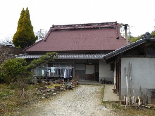 P1090043生駒市高山町 古民家 大和棟の家 傍示