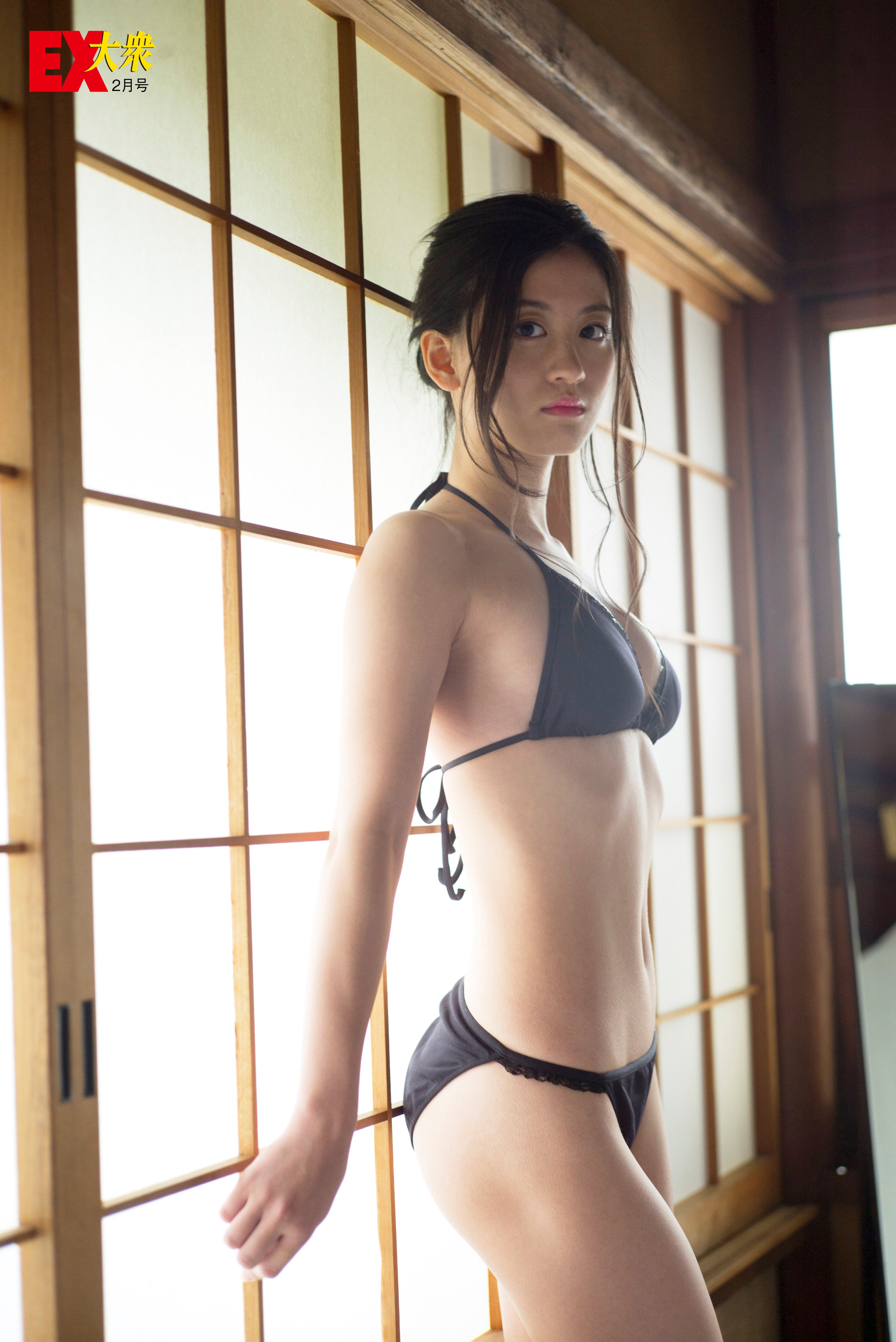 加藤恵さんのビキニ