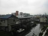 雨・・・・。