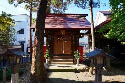 三座稲荷神社 (1)