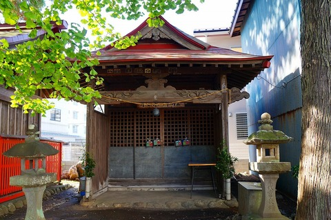 三座稲荷神社 (2)