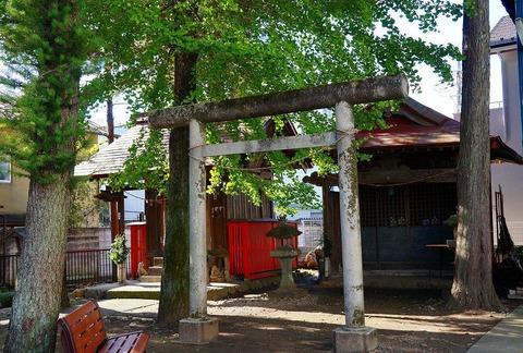 三座稲荷神社 (3)