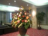 造花アレンジ2