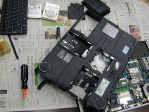 パソコン分解図