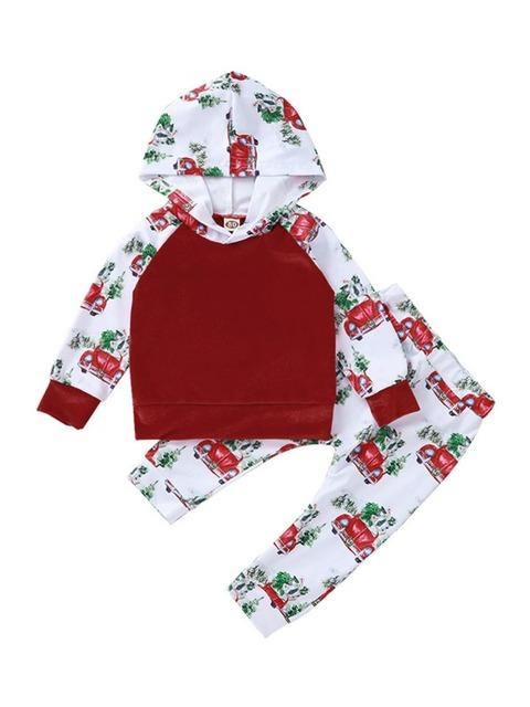 xmas-car-color-blocking-set-hoodie-with-pants