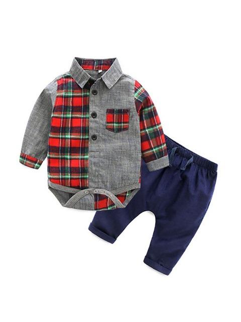 2-pieces-baby-boy-plaid-color-blocking-bodysuit-and-pants-set