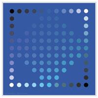 カラーパーティー:ブルー展