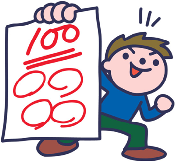 定期テストあるある | ガールズ ... : 小学校4年生漢字テスト : 小学校