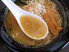 まるはRISE_中華そば味噌(スープ)_202107