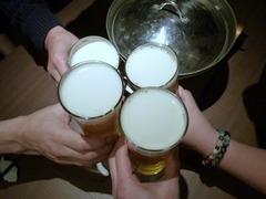 HARERUYA_乾杯_201612