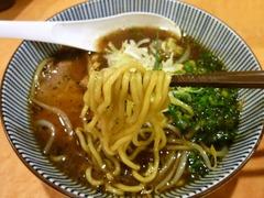 札幌直伝屋_醤油らーめんハーフ(麺)_201706