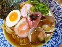 麺屋169_芳醇醤油そば(具)_201701