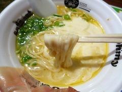 ドゥエイタリアン_生ハムフロマージュ(麺+チーズ)_201705
