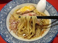 さかい_鶏そば醤油(麺)_202107
