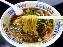 ○丈_中華そば(麺)_2014
